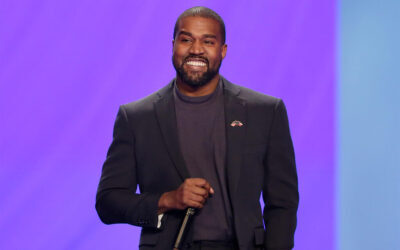 Changed Kanye West Drops From US Presidential Race