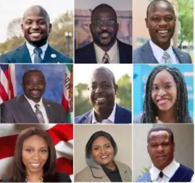 Meet The Nine Nigerians Who Will Be Contesting In Tuesday's U.S. Elections (See Details)