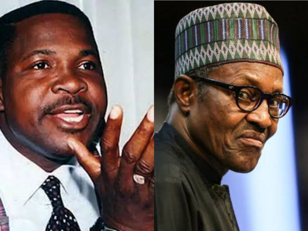 Buhari Is So Disconnected From This Country And Do Not Care- Ozekhome